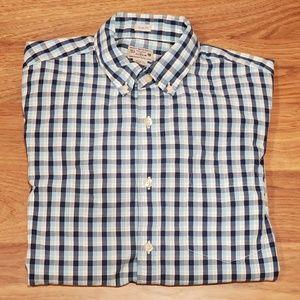J.Crew Slim Fit Casual Button Down Dress Shirt M